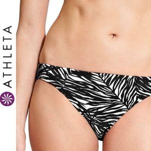 🏊🏼♀️ Athleta Palms Medium Tide bottom - XL